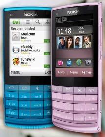 Nokiax3